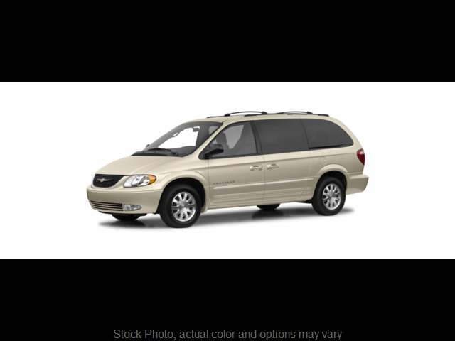 Used 2001  Chrysler Town & Country 4d Wagon EX at Stateline Auto Group near Andover, OH