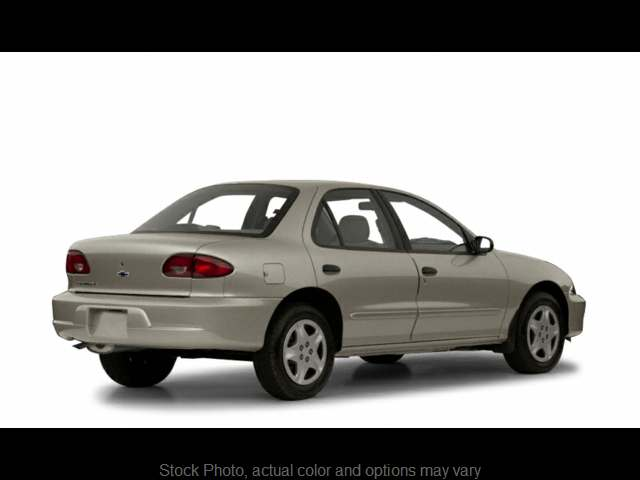 Used 2001  Chevrolet Cavalier 4d Sedan LS at Good Wheels near Ellwood City, PA