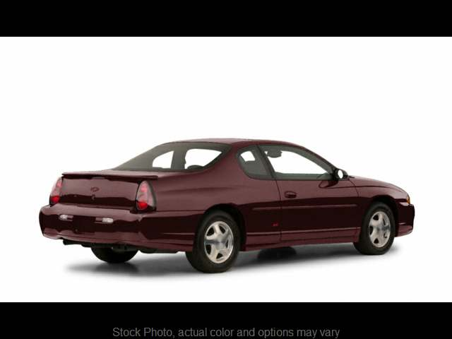 Used 2001  Chevrolet Monte Carlo 2d Coupe SS at Good Wheels near Ellwood City, PA