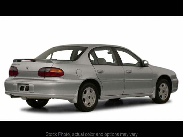 Used 2001  Chevrolet Malibu 4d Sedan at Good Wheels near Ellwood City, PA