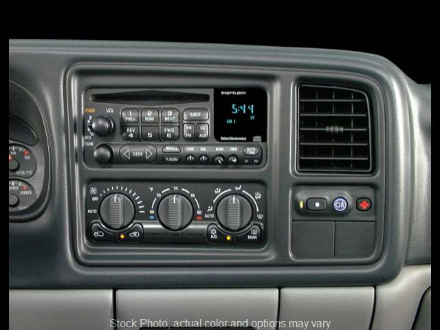 Used 2001  Chevrolet Tahoe 4d SUV RWD LS at Graham Auto Group near Mansfield, OH