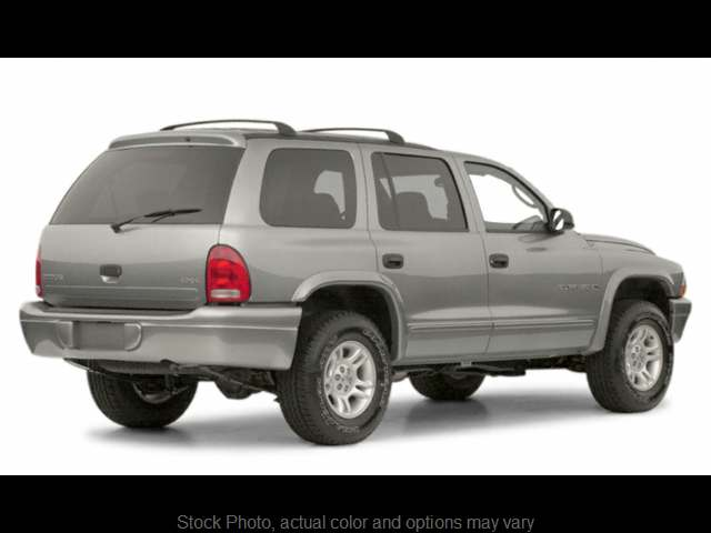 Used 2001  Dodge Durango 4d SUV 4WD SLT at Car Country near Aurora, IN