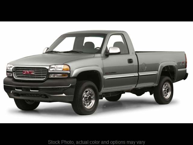 Used 2001  GMC Sierra 2500 4WD Reg Cab HD SLE at Graham Auto Group near Mansfield, OH