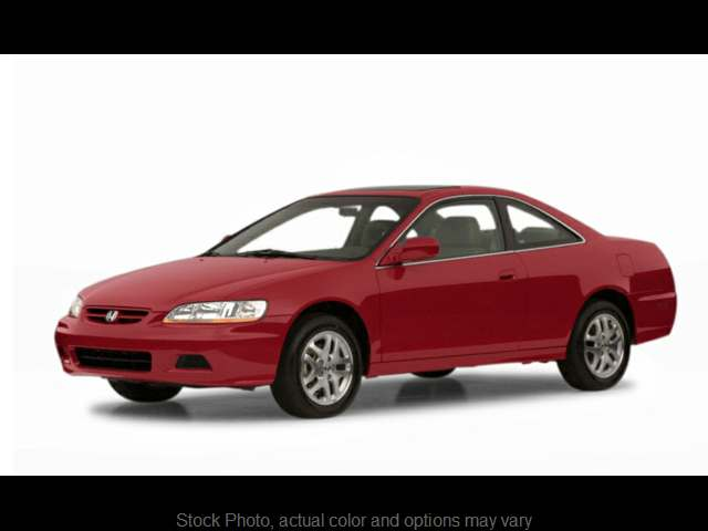 Used 2001  Honda Accord Coupe 2d EX V6 at Edd Kirby's Adventure near Dalton, GA