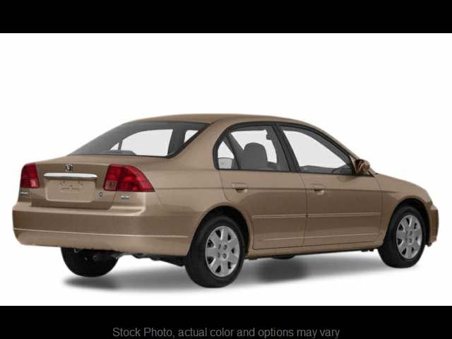 Used 2001  Honda Civic Sedan 4d EX at The Gilstrap Family Dealerships near Easley, SC