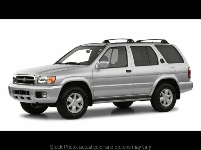 Used 2001  Nissan Pathfinder 4d SUV 4WD LE at VA Cars West Broad, Inc. near Henrico, VA