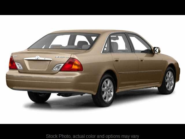Used 2001  Toyota Avalon 4d Sedan XLS at Edd Kirby's Adventure near Dalton, GA