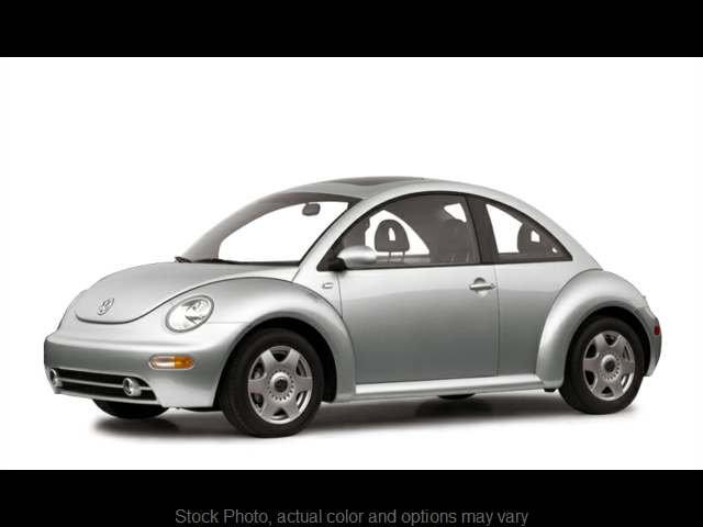 Used 2001  Volkswagen Beetle 2d Coupe GLS 1.8T at The Gilstrap Family Dealerships near Easley, SC