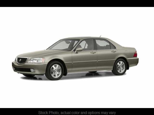 Used 2002  Acura RL 4d Sedan at Royal Family Motors near North Canton, OH