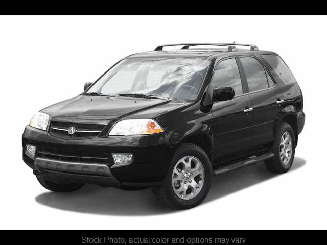 Used 2002  Acura MDX 4d SUV Navigation at Credit Now Auto Inc near Huntsville, AL
