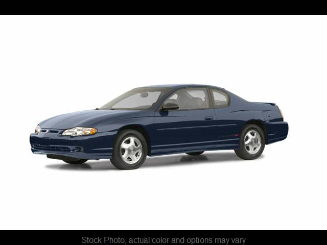 Used 2002  Chevrolet Monte Carlo 2d Coupe SS at Ubersox Used Car Superstore near Monroe, WI