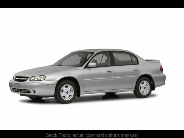 2002 Chevrolet Malibu 4d Sedan at The Gilstrap Family Dealerships near Easley, SC