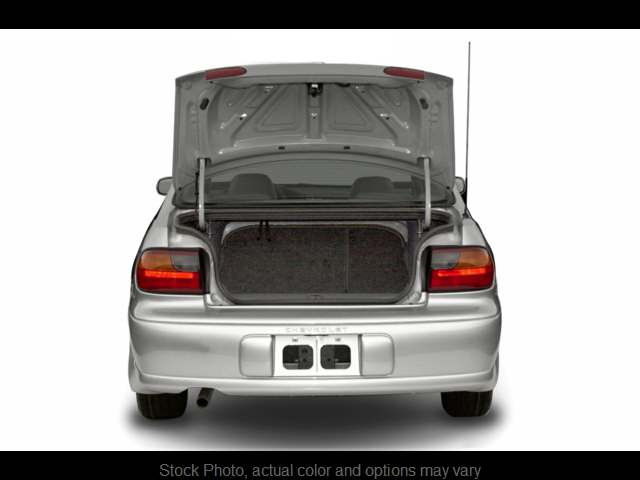 Used 2002  Chevrolet Malibu 4d Sedan at Springfield Select Autos near Springfield, IL