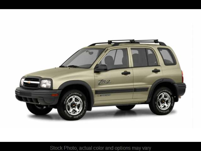 2002 Chevrolet Tracker 4d SUV 4WD LT at Bill Fitts Auto Sales near Little Rock, AR