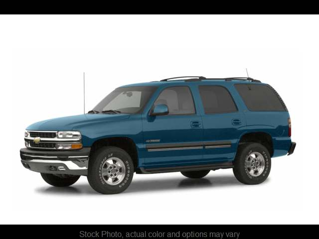 Used 2002 Chevrolet Tahoe 4d SUV 4WD Z71 at AutoSmart Fort Dodge near Fort Dodge, IA