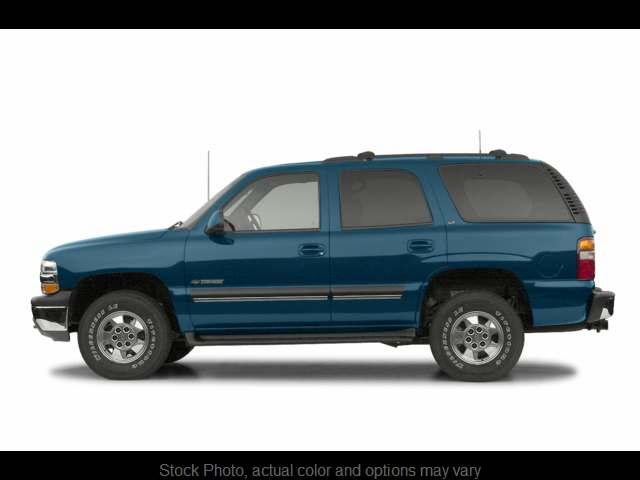 Used 2002  Chevrolet Tahoe 4d SUV RWD LS at Tacoma Car Credit near Tacoma, WA