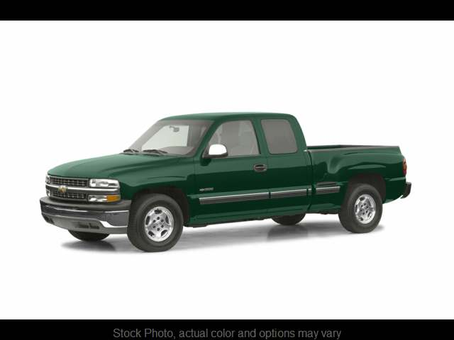 2002 Chevrolet Silverado 1500 2WD Ext Cab at Good Wheels near Ellwood City, PA