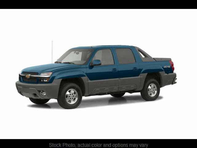Used 2002 Chevrolet Avalanche 1500 SUV RWD at Solutions Auto Group near Chickasha, OK