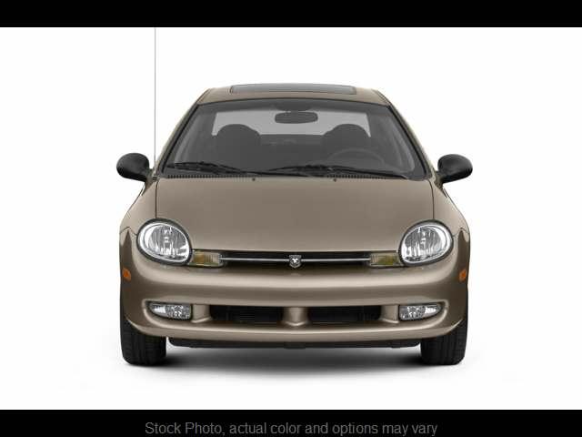 Used 2003  Dodge Neon 4d Sedan SE at Camacho Mitsubishi near Palmdale, CA