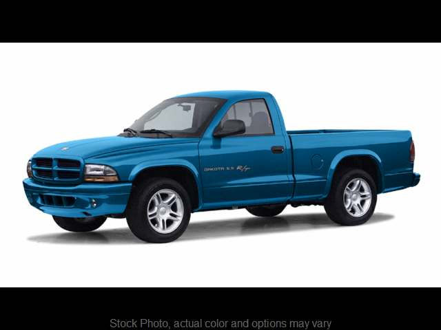 Used 2002  Dodge Dakota 4WD Reg Cab at Shook Auto Sales near New Philadelphia, OH
