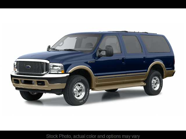Used 2002  Ford Excursion 4d SUV 4WD Limited at Bill Fitts Auto Sales near Little Rock, AR