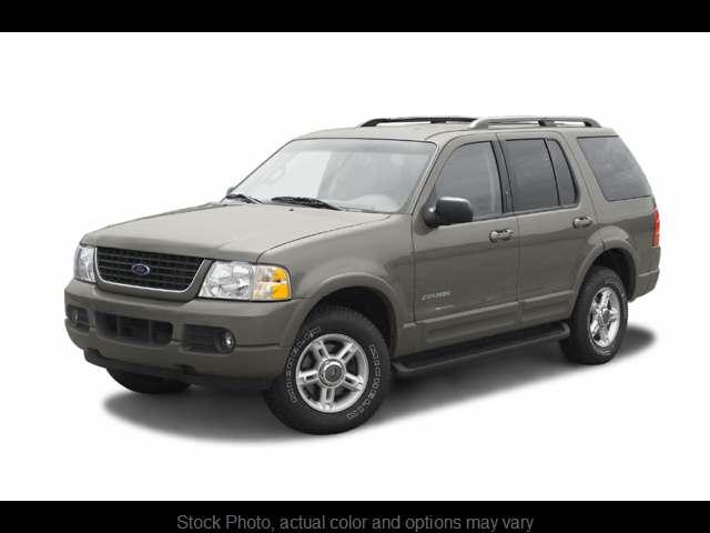 Used 2002  Ford Explorer 4d SUV 2WD XLT at Credit Now Auto Inc near Huntsville, AL