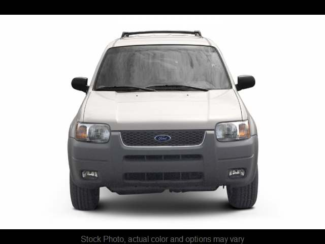 Used 2002  Ford Escape 4d SUV 4WD XLT at VA Cars of Tri-Cities near Hopewell, VA