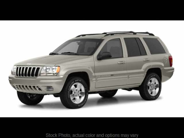Used 2002  Jeep Grand Cherokee 4d SUV 4WD Overland at Kroll Auto Sales near Marion, IA