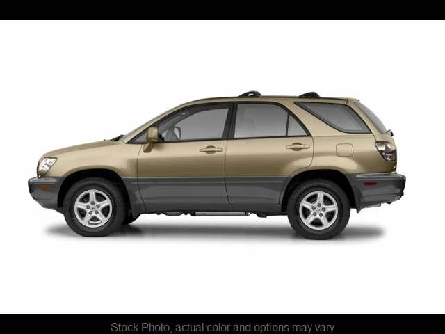 Used 2002  Lexus RX300 4d SUV AWD at Car Choice Jonesboro near Jonesboro, AR