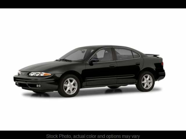 2002 Oldsmobile Alero 4d Sedan GL V6 at Good Wheels near Ellwood City, PA