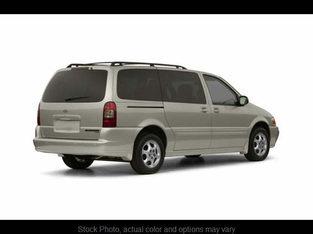 Used 2002  Oldsmobile Silhouette 4d Ext Wagon GL at City Wide Auto Credit near Toledo, OH