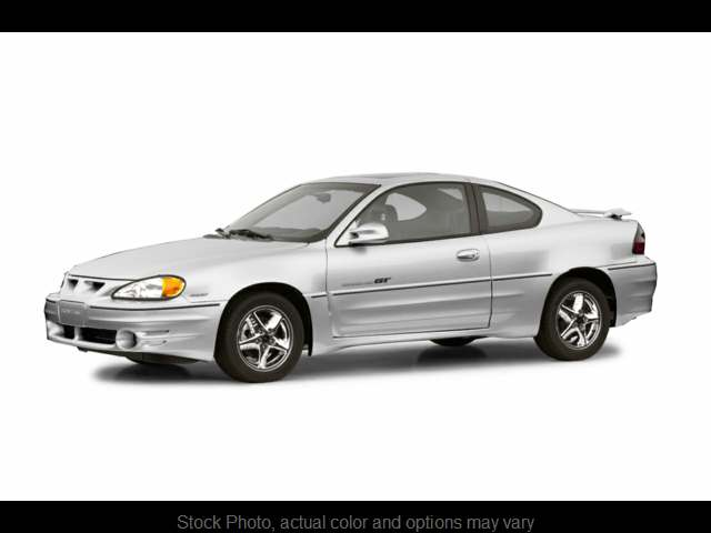 2002 Pontiac Grand Am 2d Coupe GT at Good Wheels near Ellwood City, PA