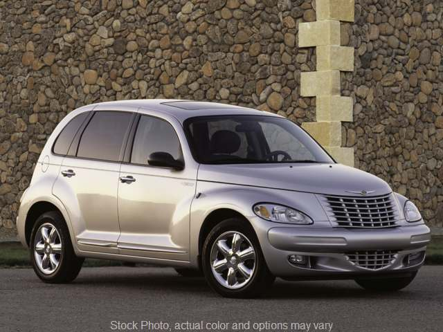 Used 2003 Chrysler PT Cruiser 4d Wagon Limited at Edd Kirby's Adventure Mitsubishi near Chattanooga, TN