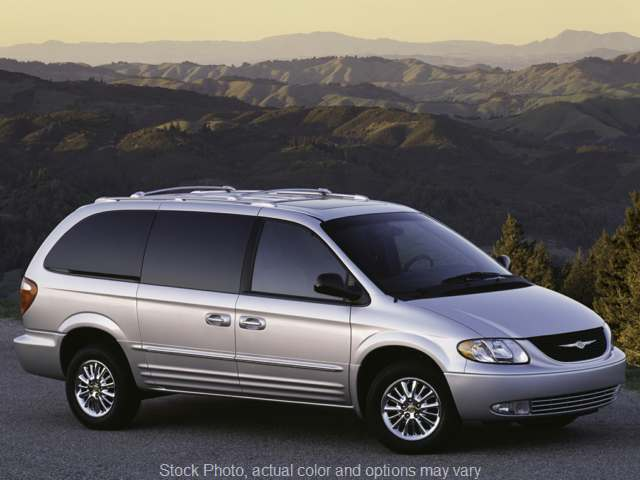 Used 2003  Chrysler Town & Country 4d Wagon LXi at Ramsey Motor Company - North Lot near Harrison, AR