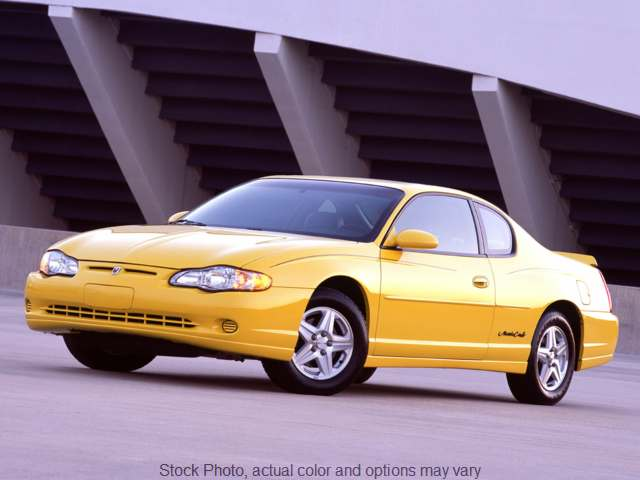2003 Chevrolet Monte Carlo 2d Coupe SS at Good Wheels near Ellwood City, PA