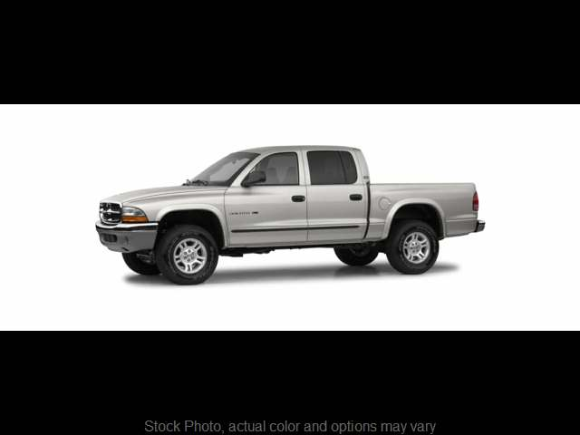 Used 2003  Dodge Dakota 4WD Quad Cab SLT at Good Wheels near Ellwood City, PA