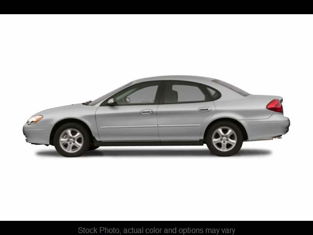 Used 2003  Ford Taurus 4d Sedan SE at Frank Leta Automotive Outlet near Bridgeton, MO