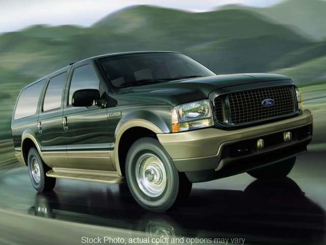 Used 2003  Ford Excursion 4d SUV 2WD XLT 6.8L at Camacho Mitsubishi near Palmdale, CA