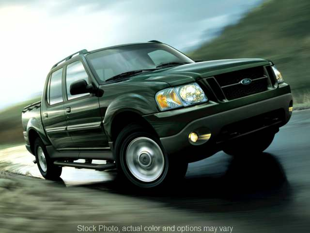 2003 Ford Explorer Sport Trac 4d SUV 2WD XLS at Action Auto Group near Oxford, MS