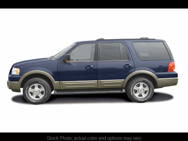 Used 2003  Ford Expedition 4d SUV 2WD Eddie Bauer at Camacho Mitsubishi near Palmdale, CA