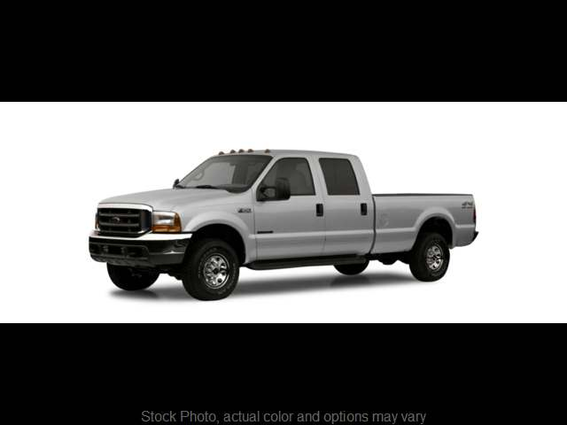 Used 2003  Ford F350 4WD Crew Cab XLT SRW at Melloy Auto Group near Los Lunas, NM