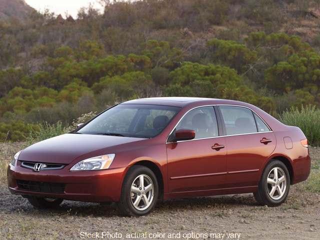 Used 2003  Honda Accord Sedan 4d EX-L V6 at Maxx Loans USA near Saline, MI