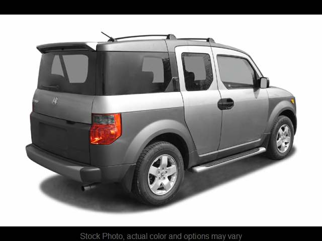 Used 2003  Honda Element 4d SUV 4WD EX w/SRS MT at Bobb Suzuki near Columbus, OH