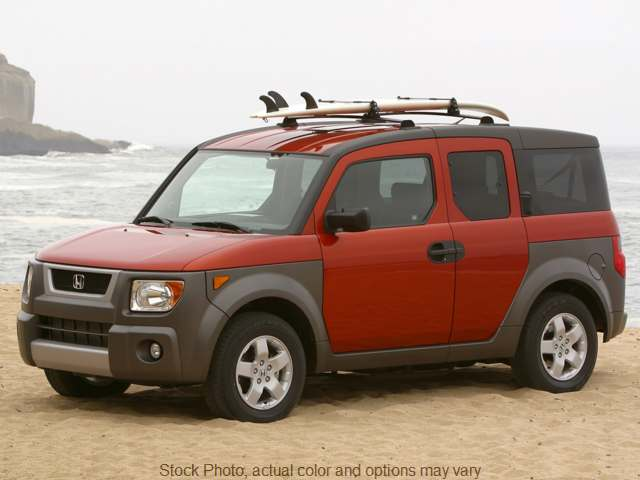 2003 Honda Element 4d SUV 4WD EX w/SRS MT at Bobb Suzuki near Columbus, OH