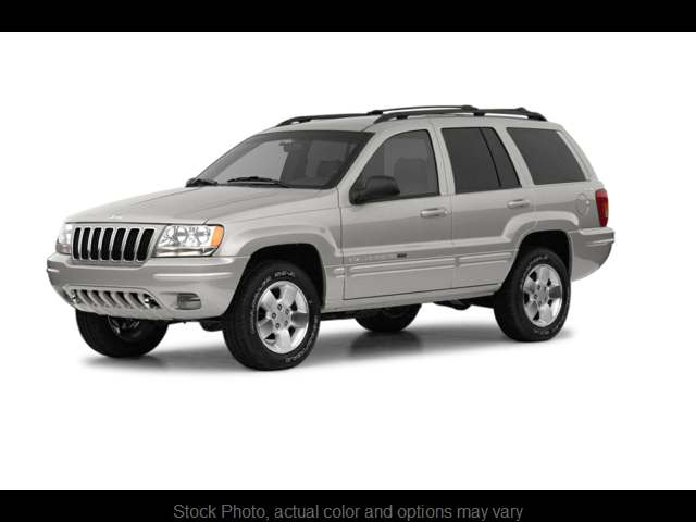 Used 2003  Jeep Grand Cherokee 4d SUV 4WD Laredo at Good Wheels near Ellwood City, PA