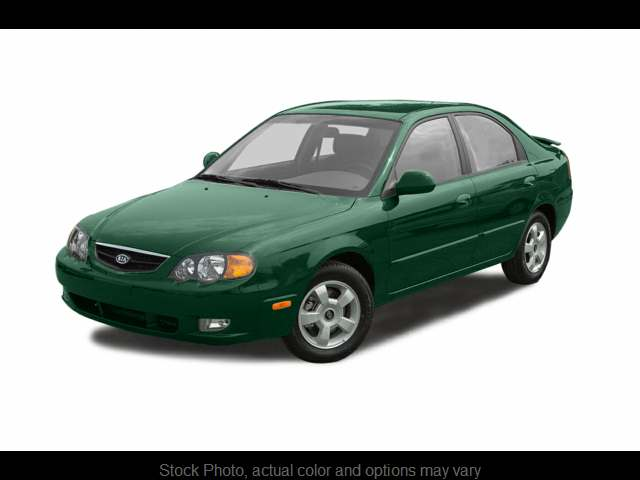 Used 2003  Kia Spectra 4d Liftback GS at VA Cars West Broad, Inc. near Henrico, VA
