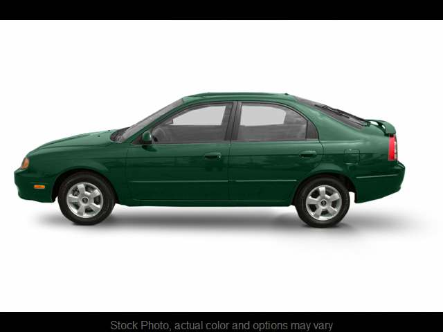 Used 2003  Kia Spectra 4d Liftback GS at VA Cars of Tri-Cities near Hopewell, VA