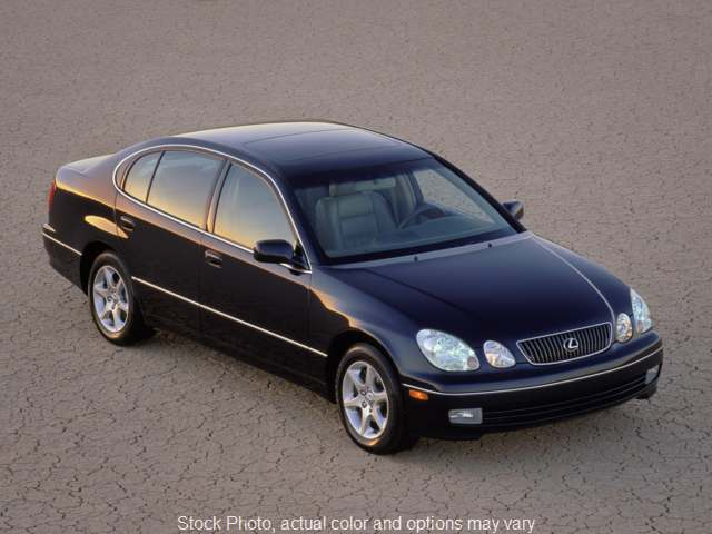 2003 Lexus GS300 4d Sedan at VA Cars Inc. near Richmond, VA
