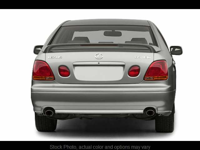 Used 2003  Lexus GS300 4d Sedan at VA Cars Inc. near Richmond, VA