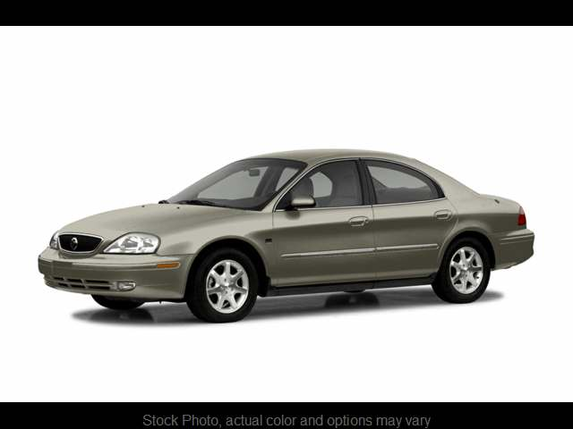 Used 2003  Mercury Sable 4d Sedan LS Premium at Arnie's Ford near Wayne, NE